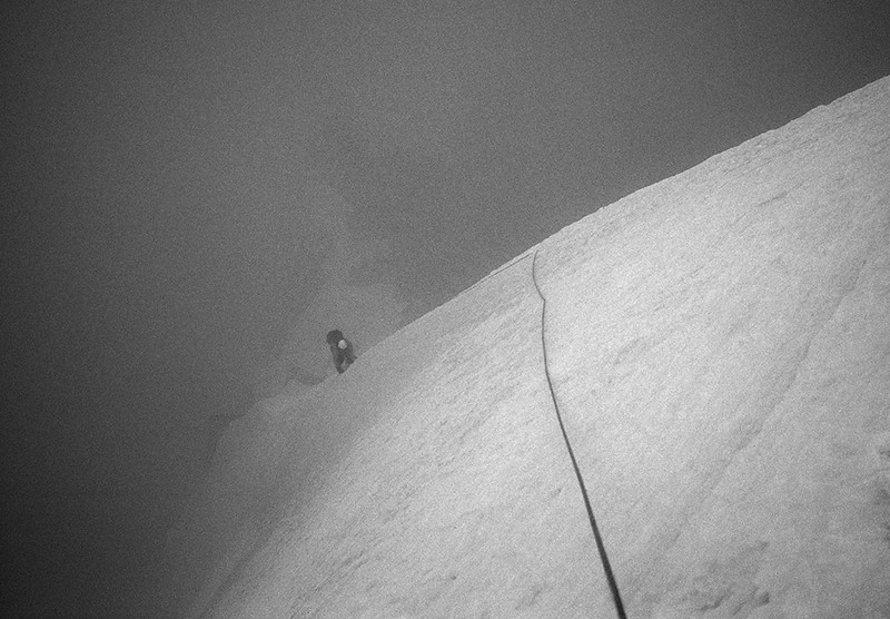 North East Spur, Les Droites, Massif du Mont Blanc