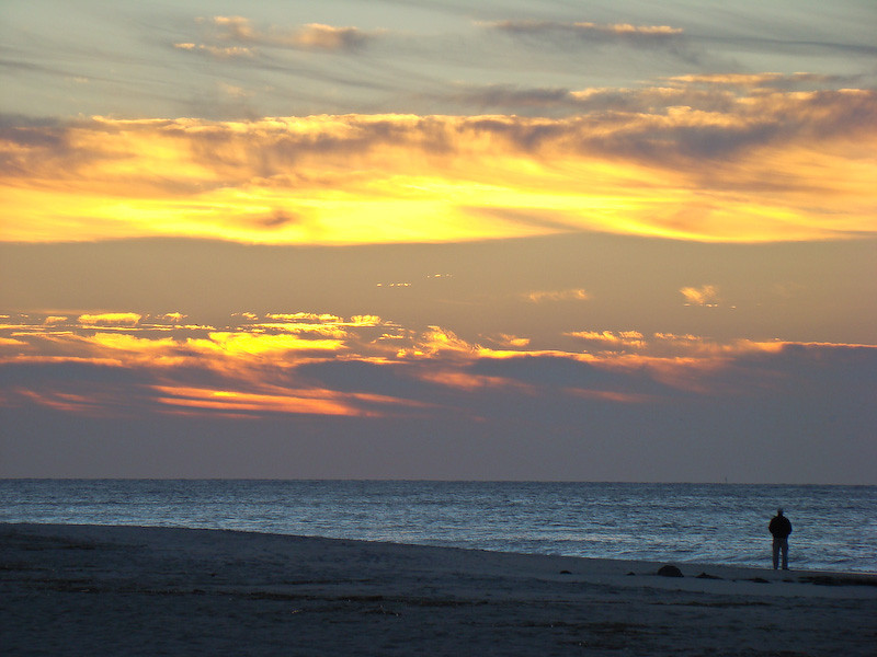 Atlantic Dawn: Cape May NJ 3