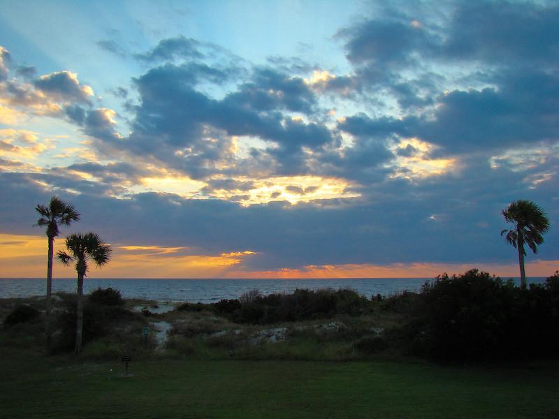 Sunrise 10/13