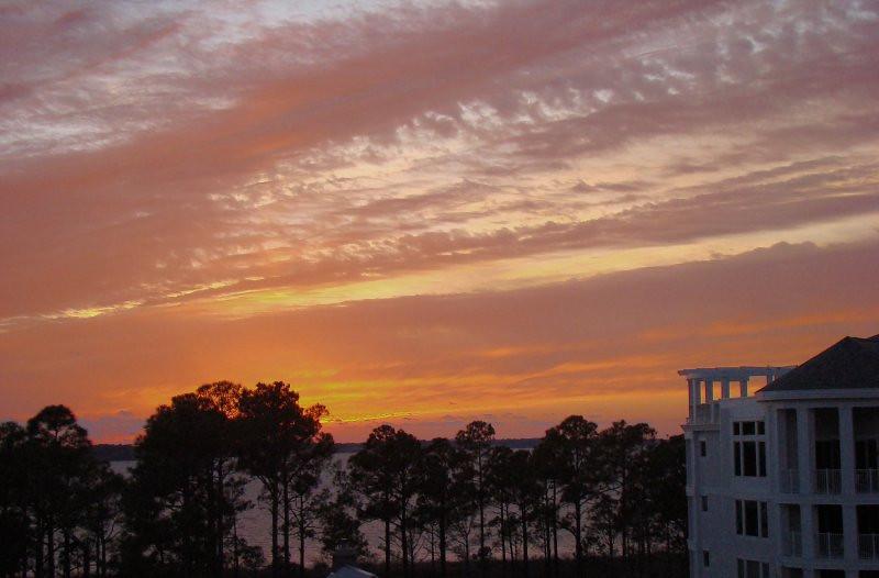 Grand Sandestin Sunset
