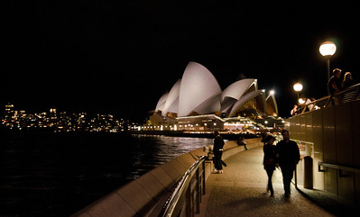 An evening in Sydney (the classic views) (3)