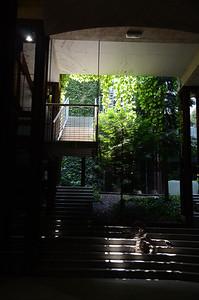 Stairs in Ljubljana Castle  (2)