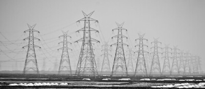with the symmetry of electricity pylons nearby (2)