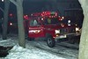 12/27/78 - Kalamazoo house fire, Fulton St : Kalamazoo Fire Department response to a bedroom fire in the 800 block of Fulton St.