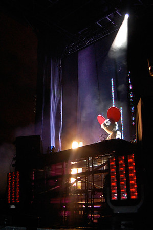 Deadmau5 / Electric Zoo 09