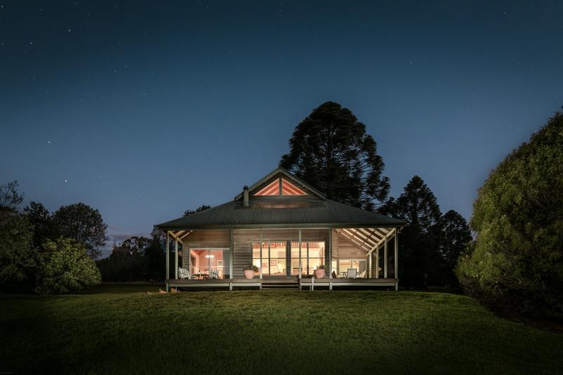 Grasstrees House