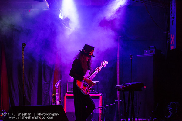 Crüecified on12/3/17 at Revolution Bar & Music Hall, Amityville, New York Photo: John F. Sheehan Photography (www.jfsheehanphoto.com)