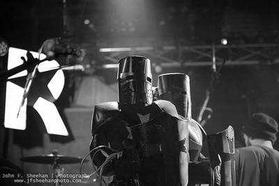 Neon Knights on12/3/17 at Revolution Bar & Music Hall, Amityville, New York Photo: John F. Sheehan Photography (www.jfsheehanphoto.com)