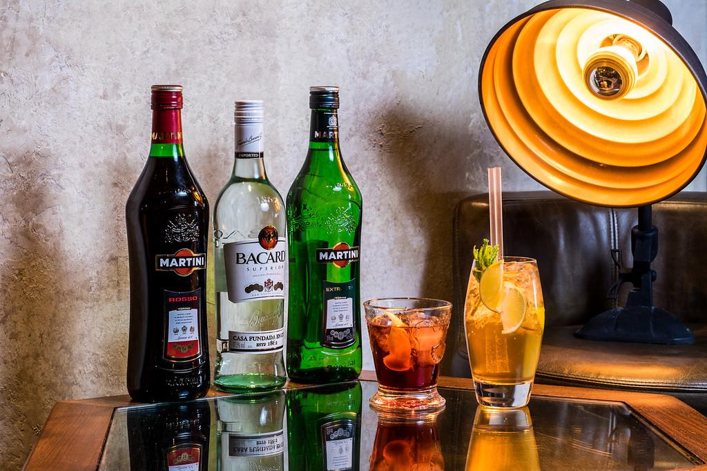 Gordon Ramsey Group - Martini - Bacardi