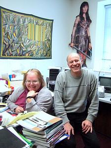Eve Marder & Larry Abbott