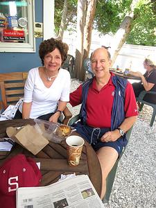 Helen Blau & David Spiegel