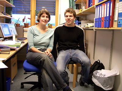 Marianne Fyhn & Trygve Solstad