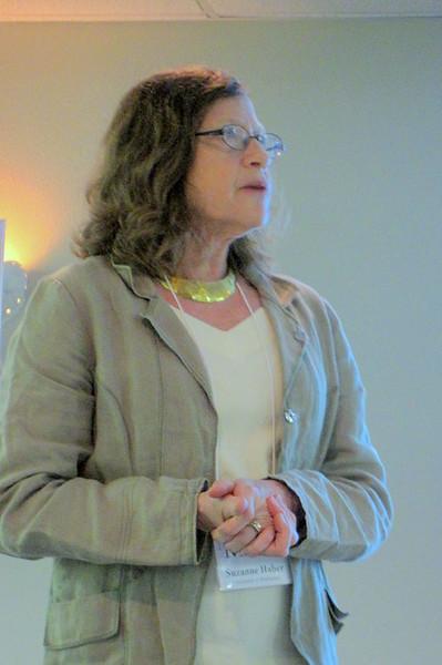 Suzanne Haber