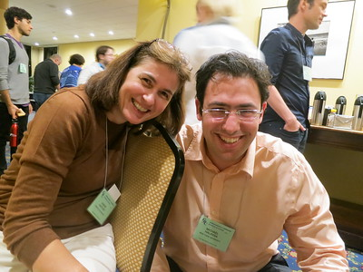 Sabine Kastner & Michael Halassa