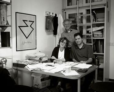 Fabrizio Gardoni, Flaminio Cattabeni & Monica Di Luca
