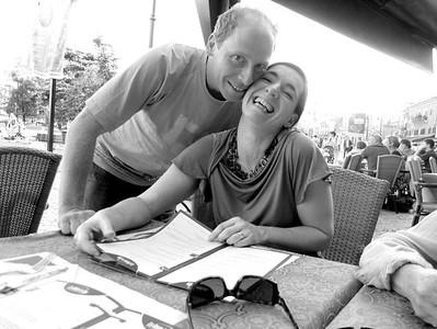 Anton Sirota & Caroline Geisler