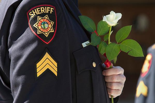 FALLEN POLICE OFFICERS MEMORIAL