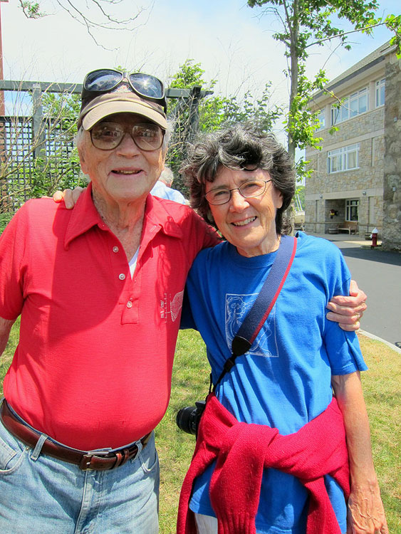 John Moore & Ann Stuart