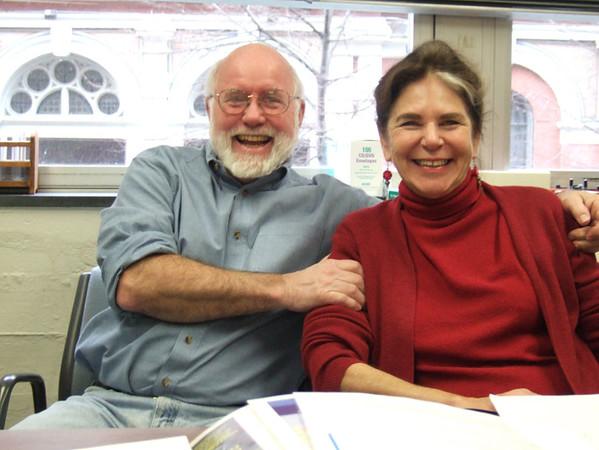 John Krauer & Barbara Talamo