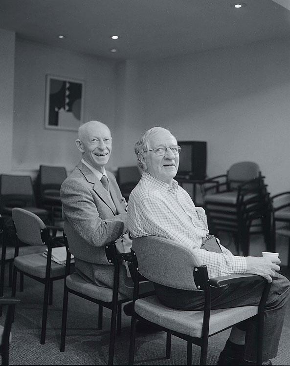 William Levick & Horace Barlow