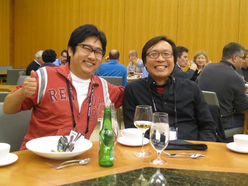 Takashi Kitamura & Junghyp Suh