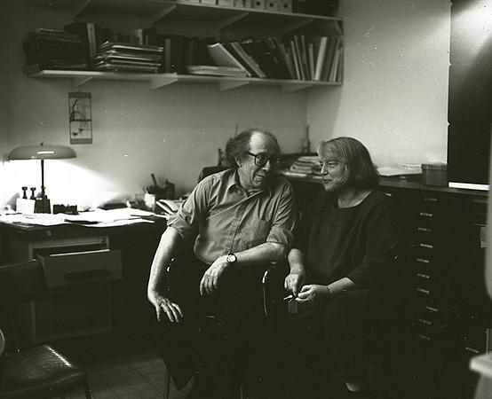 Phillipe Ascher & Jacsue Kehoe