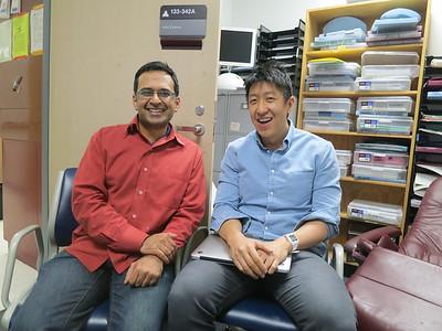 Shantanu Jadhav & Kenneth Kay