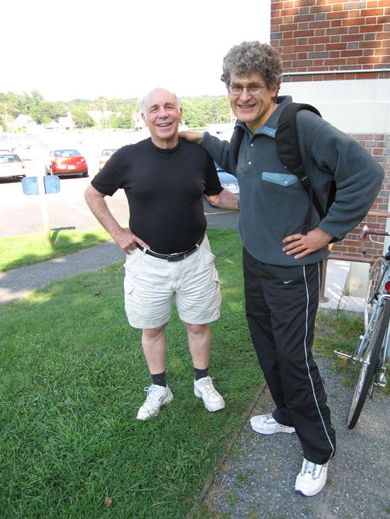 Bill Ross & David Kleinfield