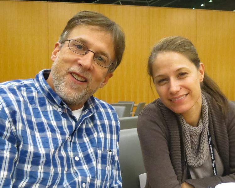 Jeff Magee & Judit Makara