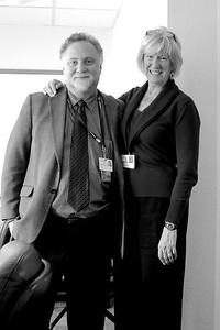Dan Mathalon & Judith Ford