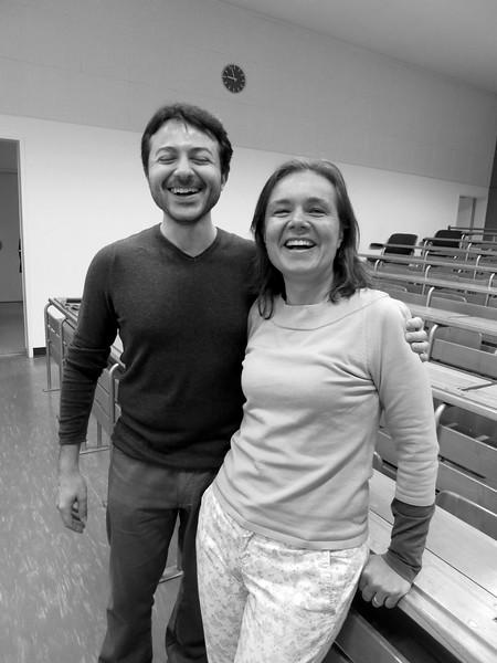 Simone Astori & Anita Luthi