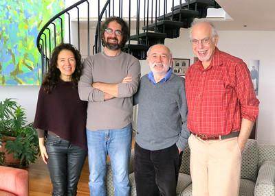 Aline Villavicencio, Marco Idiart, Boris Katz, & John Lisman