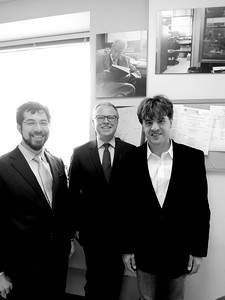 Ed Boyden, Gero Miesenböck & Karl Deissenroth