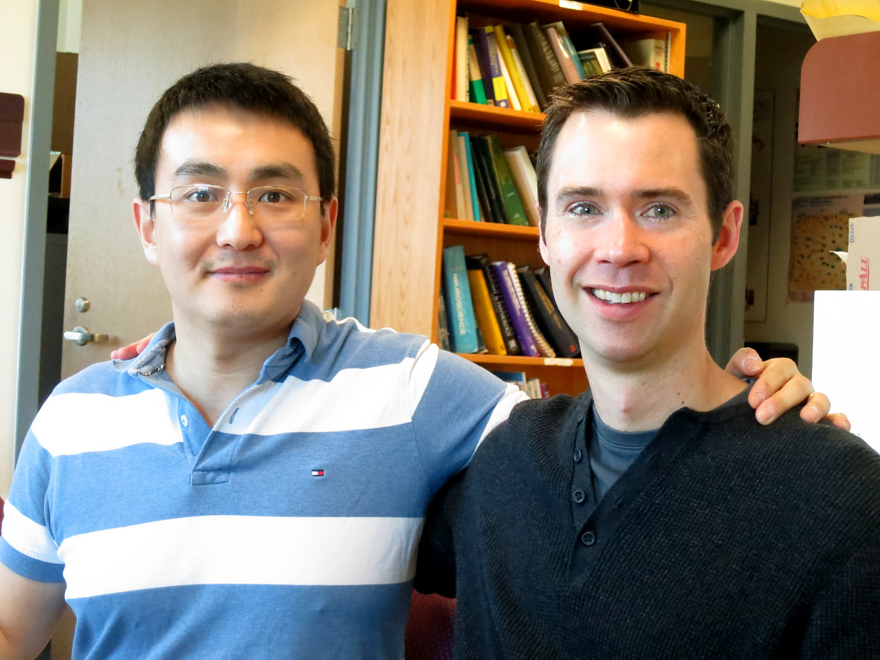 Kang Liu & Mike Hagan