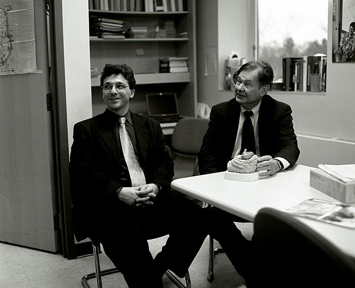 Alvaro Pascual Leone & Dan Pollen