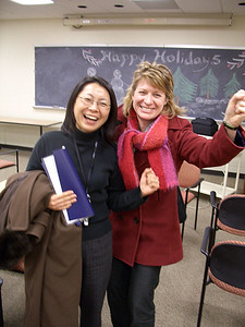 Key Kyoung Lee & Betsy Quinlan