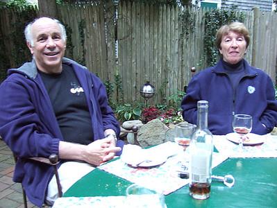 Bill & Nachama Ross