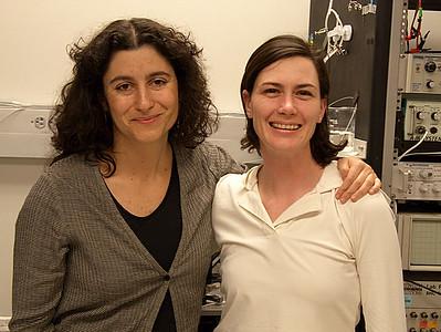 Magdalena Sanhueza & Charmian Mcintyre
