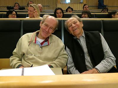 Tomas Hkfelt & Torsten Wiesel