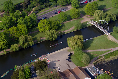 bedford embankment rowers
