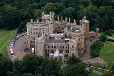 Belvoir Castle 1252