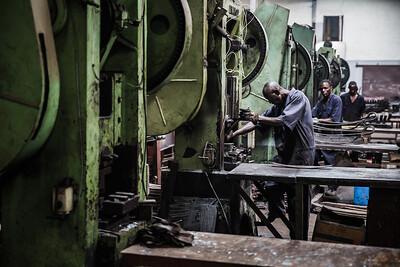 Leaf Spring Factory
