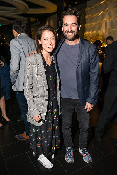 "September 9, 2017 - Nordstrom Supper Suite hosts Toronto film premiere party for ""Outside In"" at STK Toronto. Photo by Lu Chau // Photagonist.ca"