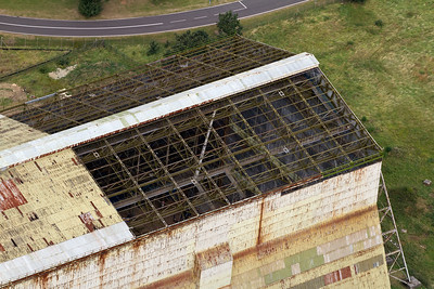 Cardington Shed 1 restoration