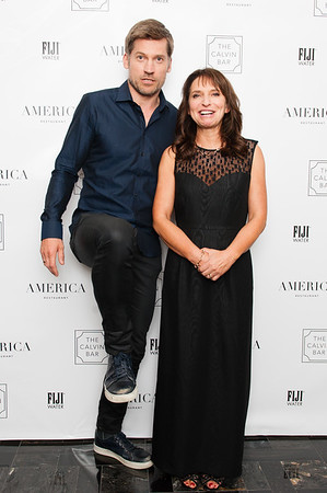 "Nikolaj Coster-Waldau, Susanne Bier 2014 Toronto International Film Festival - ""A Second Chance"" - The Trump Towers Toronto, Canada - 10.09.14"