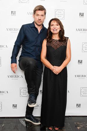"Nikolaj Coster-Waldau, Susanne Bier 2014 Toronto International Film Festival - ""A Second Chance"" - The Trump Towers Toronto, Canada - 10.09.14"
