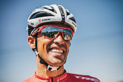 Alberto Contador. Shot on assignment for Trek Bikes.