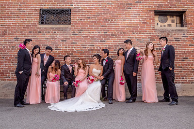 Anna and Bobby's Wedding
