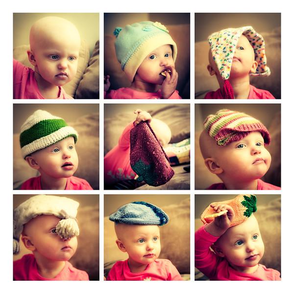 Hattie's Many Hats - 2/20/2014