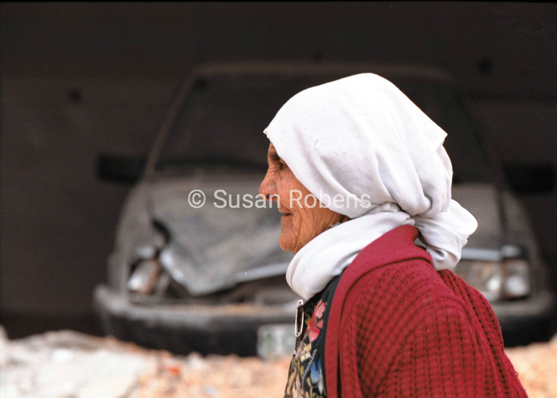 Palestinian Women Bethlehem Bombing